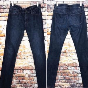 DL1961 Karen High Rise Skinny Jeans Amp Wash